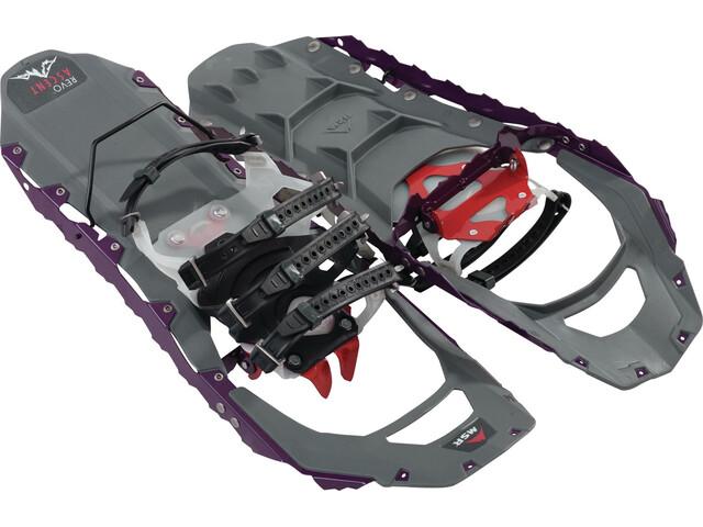 MSR Revo Ascent 25 Snow Shoes Women, purple
